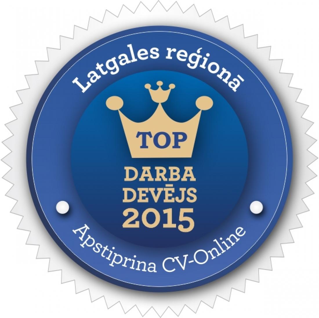 LATVIJAS MAIZNIEKS atkārtoti atzīts par labāko darba devēju Latgales reģionā