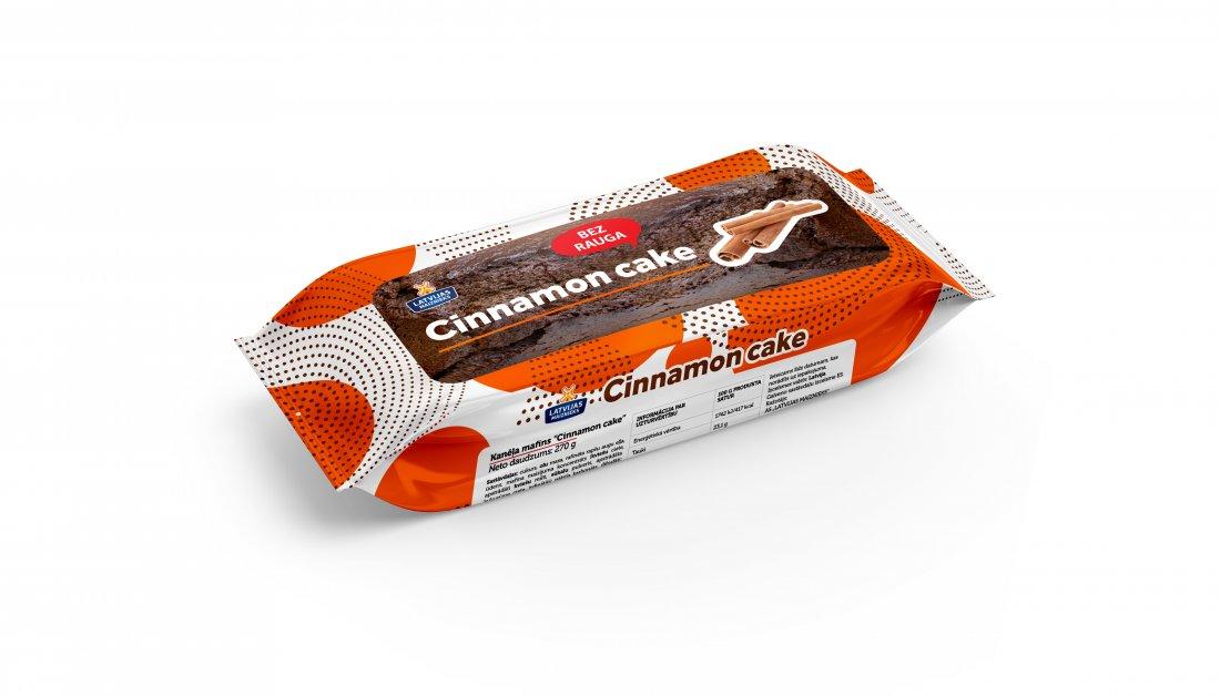 """JAUNUMS! KANĒĻU MAFINS """"Cinnamon cake"""""""