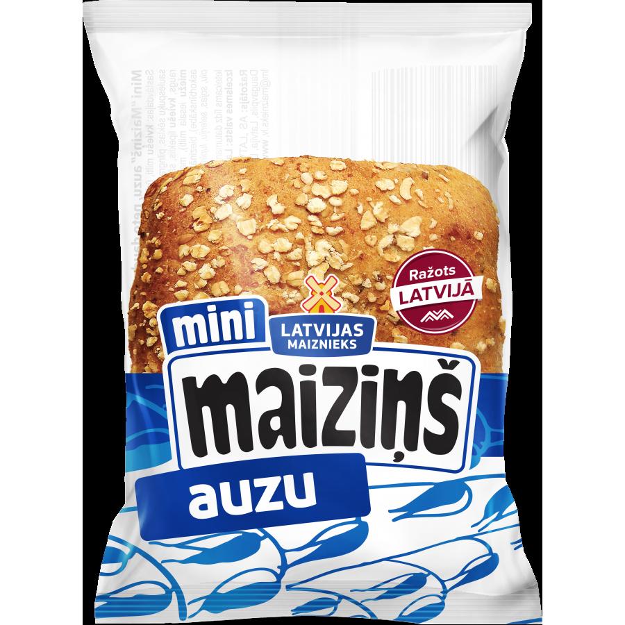 """Mini """"Maiziņš"""" auzu"""