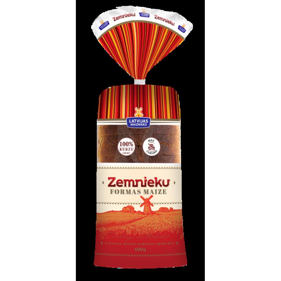 Формовой хлеб Zemnieku