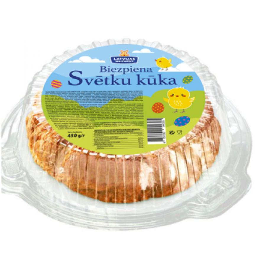Biezpiena svētku kūka