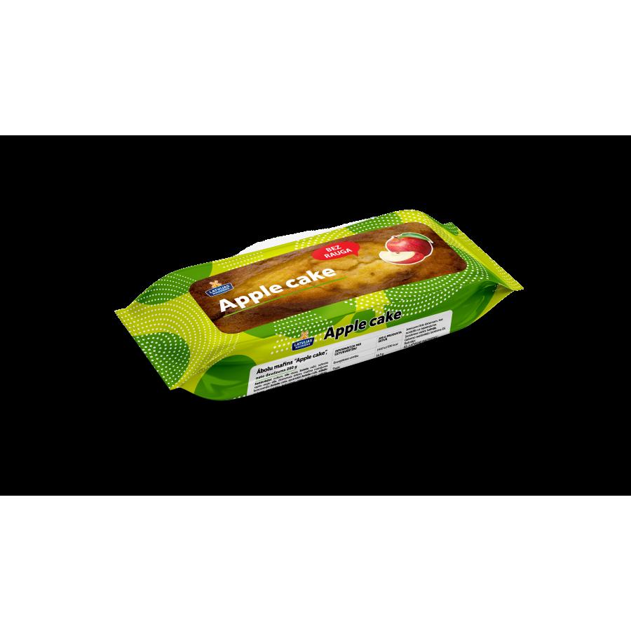 "Ābolu mafins ""Apple cake"" BEZ RAUGA"
