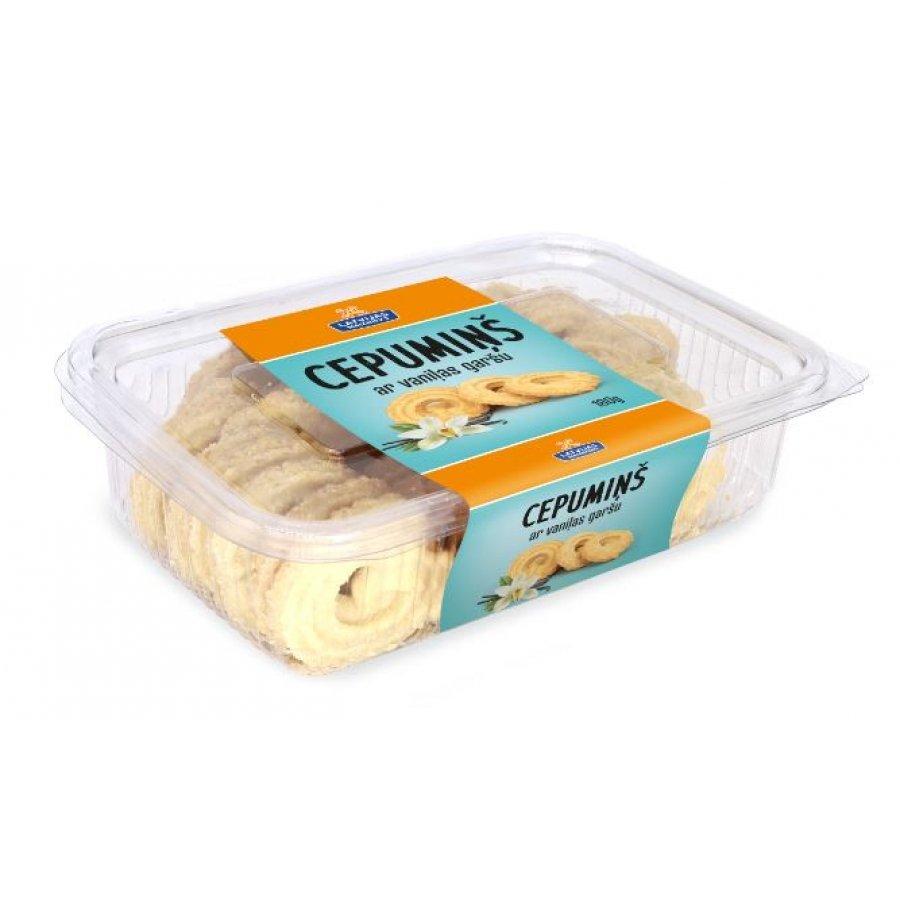 CEPUMIŅŠ cookies with vanilla flavor