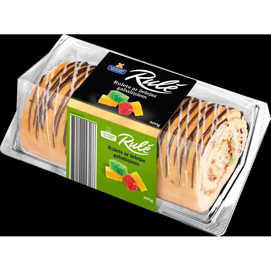 "Marmalade roll ""RULĒ"""