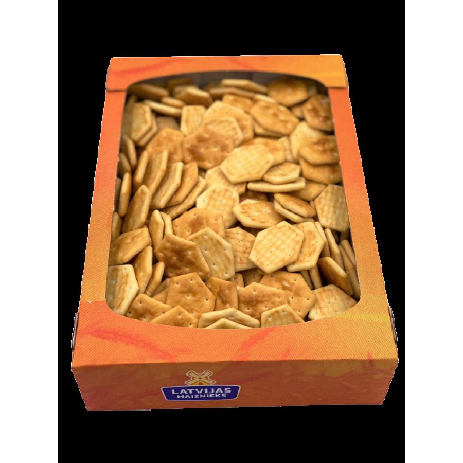 Crackers salty