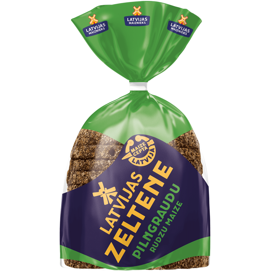 """ZELTENE"" whole meal rye bread"