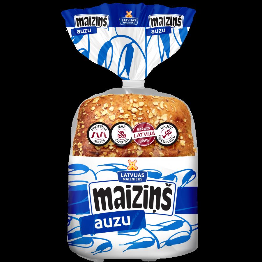 """""""Maiziņš"""" с овсяными хлопьями"""