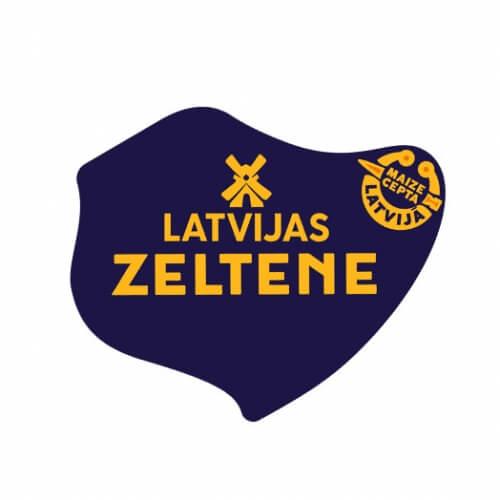 Latvijas zeltene
